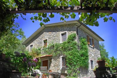TWO SEPARATE OLD STONE HOUSES FOR SALE TUSCANY