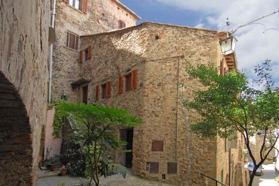 3 BEDROOM CHARMING APARTMENT FOR SALE ANGHIARI, TUSCANY