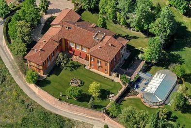 Piemont immobilien zu verkaufen h user villen for Planimetrie di lusso