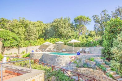 VILLAS WITH POOL FOR SALE IN TUSCANY, SEASIDE, COAST