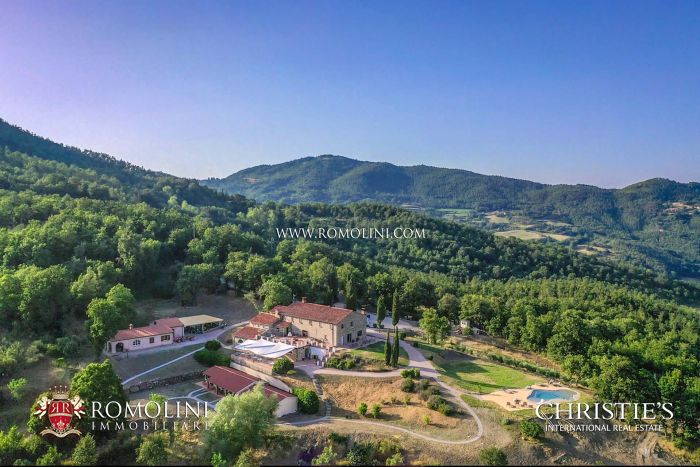AGRITURISMO FOR SALE IN MAREMMA, TUSCANY